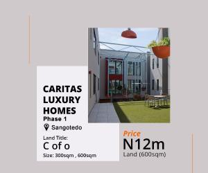 Mixed   Use Land Land for sale Monastery road,Sangotedo  Monastery road Sangotedo Lagos