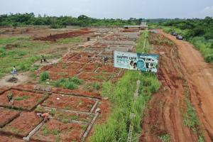 Serviced Residential Land Land for sale Happy Life Estate Mowe Ofada Ofada Obafemi Owode Ogun