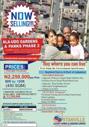 Serviced Residential Land Land for sale Onitsha Owerri Road Ogbaku Opposite Winners Chapel Owerri Imo