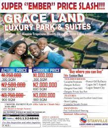 Mixed   Use Land Land for sale Okun Ise, Lacapaigne Tropicana Resort Ibeju-Lekki Lagos