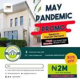 Residential Land Land for sale Lakowe Ajah Lagos
