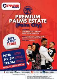 Serviced Residential Land Land for sale Onidogbo by onosa Baba adisa Bus stop Ibeju-Lekki Lagos