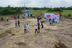 Mixed   Use Land Land for sale Rebeccas Cout Oribanwa By Lagasa Near Eputu Town Oribanwa Ibeju-Lekki Lagos