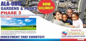 Residential Land for sale Alaudo Phz 3 ,ph Rd Owerri Owerri Imo
