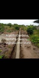 Land for sale Ogbaku by winners chapel camp site, Owerri Owerri Imo