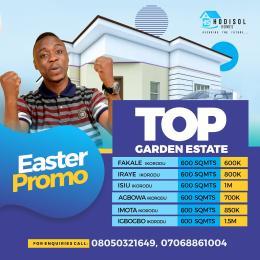 Land for sale Agbowa Ikorodu Ikorodu Ikorodu Lagos