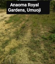 Serviced Residential Land Land for sale Anaoma Royal Gardens Umuoji  Idemili North Anambra