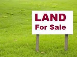 Land for sale Land community road, Ago palace way  Community road Okota Lagos
