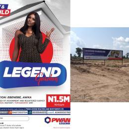 Mixed   Use Land Land for sale EBENEBE AWKA Awka South Anambra