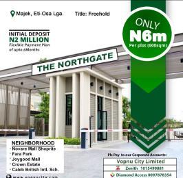 Land for sale Opposite Fara Park Estate By Majek Bus Stop, Off Lekki Epe Express Road, Lagos. Off Lekki-Epe Expressway Ajah Lagos