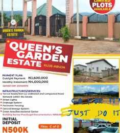 Residential Land Land for sale Abuja Kuje Abuja