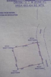 Residential Land Land for sale Beside Pinnock Lekki Phase 1 Lekki Lagos