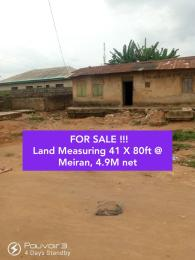 Residential Land Land for sale Meiran Abule Egba Lagos