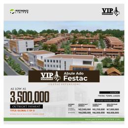 Residential Land Land for sale Abule Ado Amuwo Odofin Amuwo Odofin Lagos