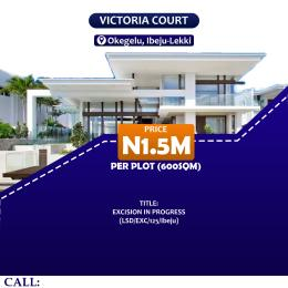 Mixed   Use Land Land for sale Victoria Court Okegelu ibeju Lekki Ikegun Ibeju-Lekki Lagos