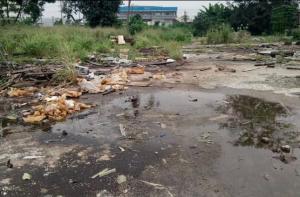 Residential Land Land for sale Along Oba akran Avenue  Oba Akran Ikeja Lagos