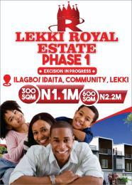 Mixed   Use Land Land for sale Ilagbo/Idaita community Lekki Lagos