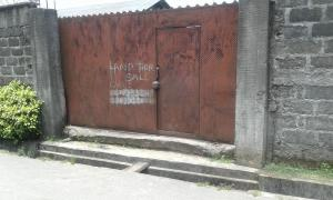 Mixed   Use Land for sale Obio-Akpor Rivers