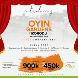 Mixed   Use Land Land for sale Atere Agbowa-Ikosi Ikorodu Lagos