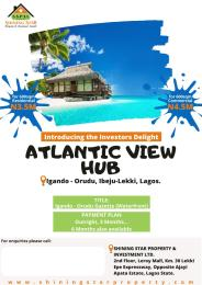 Mixed   Use Land for sale Atlantic View Hub Igondo Ibeju Lekki Eleranigbe Ibeju-Lekki Lagos