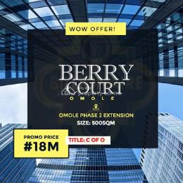 Residential Land Land for sale Very close to Magodo GRA Phase two - Ikeja City Mall Omole phase 2 Ojodu Lagos