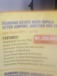 Mixed   Use Land Land for sale Diamond Estate Ngor okpala Ngor-Okpala Imo