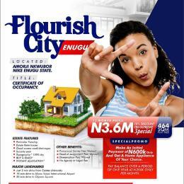 Residential Land Land for sale Amorji Nkwubor Nike, Enugu State Enugu Enugu