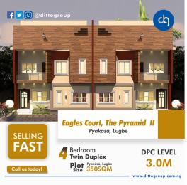 3 bedroom Residential Land Land for sale After Ecwa Church By The Tarred Road Linking To Kabusa Lugbe Abuja