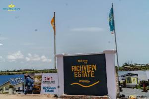 Land for rent akodo general hospital before free akodo Akodo Ise Ibeju-Lekki Lagos