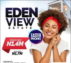Residential Land Land for sale Eden's View Estate, 1Min Drive From La-campaign Tropicana Beach Resort LaCampaigne Tropicana Ibeju-Lekki Lagos