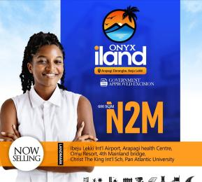 Residential Land Land for sale Onyx Iland, Arapagi Elerangbe Eleranigbe Ibeju-Lekki Lagos
