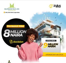 Residential Land Land for sale Maravilla Estate,By Isheri-North GRA, OPIC Kosofe/Ikosi Lagos