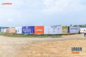 Residential Land for sale Abraham Adesanya Road Ajah Lagos