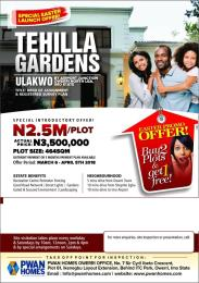 Land for sale Ulakwo By Airport Junction Owerri Imo