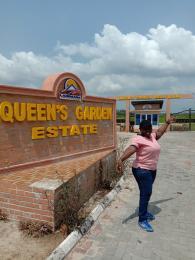Residential Land Land for sale Queens Garden Estate Eleko Ibeju-Lekki Lagos