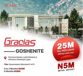 Land for sale White Deck Beach And Resort Abraham adesanya estate Ajah Lagos