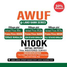 Residential Land Land for sale Karshi Apo Road Karsana Abuja