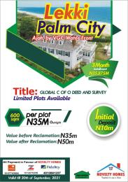 Mixed   Use Land Land for sale Just By Vgc Waterfront Ajah Lagos