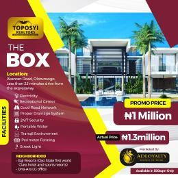 Residential Land Land for sale Akanran, Olorunsogo Ibadan Oyo