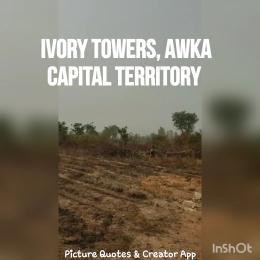 Mixed   Use Land Land for sale Ivory Towers Estate Mgbakwu Town Awka Capital territory Anambra Anambra
