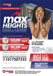 Land for sale phase 1 Calabar Cross River
