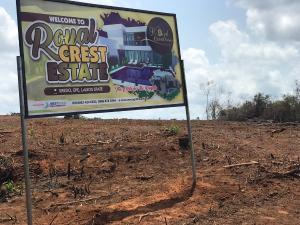 Land for sale Eredo, Epe Epe Lagos