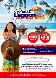 Mixed   Use Land Land for sale Pearl Lagoon Front Estate Epe Lagos