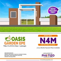 Serviced Residential Land Land for sale Poka,Epe Epe Lagos