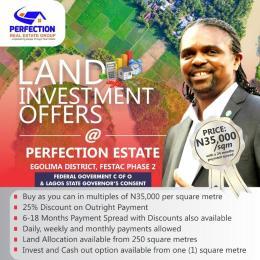 Mixed   Use Land Land for sale Egolima District Festac Amuwo Odofin Lagos