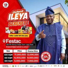 Residential Land Land for sale Festac Festac Amuwo Odofin Lagos