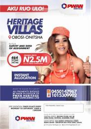 Mixed   Use Land Land for sale Heritage Villas Obosi Onitsha Idemili North Anambra