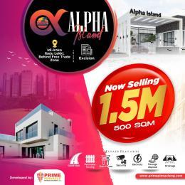 Residential Land for sale Idi Iroko Free Trade Zone Ibeju-Lekki Lagos