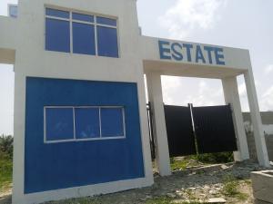 Residential Land for sale Before Lacaimpagne Tropicana Beach Resort LaCampaigne Tropicana Ibeju-Lekki Lagos