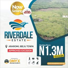 Serviced Residential Land Land for sale Ibeju Town, Araromi Ibeju-Lekki Lagos